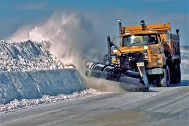 Sniega tīrīšana un izvešana | NJ Pakalpojumi | Liepāja
